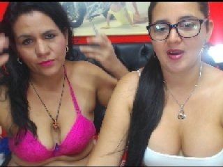 twotemptation latina cam girl offers her shaved pussy in exchange for a your attention online