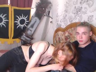 lutikmakeslove after the party this cam couple makes pussy hammered