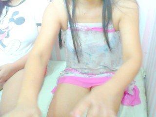 chessablanca asian cam girl with blonde hair