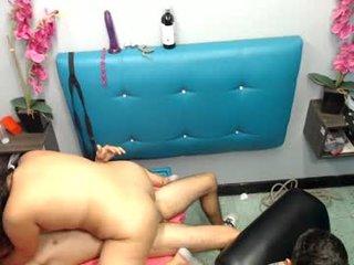 xaiberviolet_hot cam girl with big ass presents hot live sex cum show