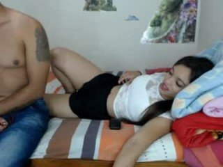 ruby_and_aron cam girl hottie fucked by her sex coach online