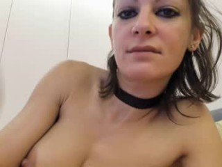 danydanyale87 couple presents live show with ohmibod in the horny pussy