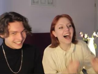 truemodels3 teen couple with sensual moans filling the chatroom
