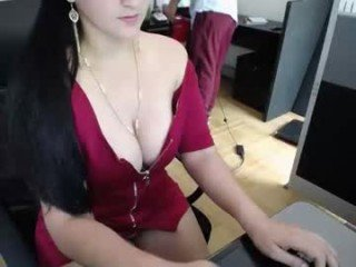 secretaryhot95 big ass in office webcam show