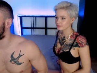 sex_revolution beauty couple enjoys hot and sensual live sex