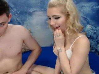 bellaandmax cam girl gets her ass hard fucked by her partner