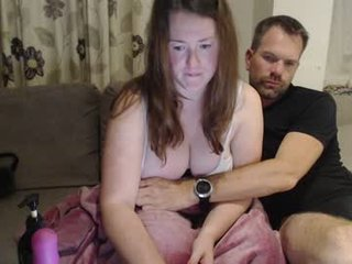 sirandlittle sexy and vulnerable couple is drawn in chatroom of domination, bondage and hard anal sex