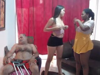 shhhot_oldman_girl african cam girl with shaking ass