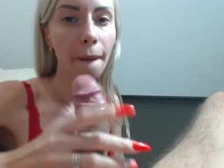 kenbarbyy blonde cam girl loves suck huge cock