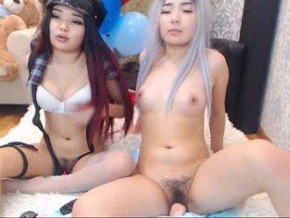 princessasiana live cum show with ohmibod in the pink pussy