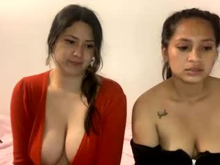 sexihot2329 two horny girls experiment with lesbian sex online