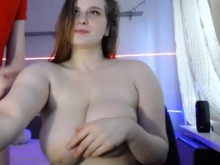 monyfox cam couple loves this huge dildo