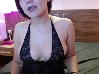 michelle_johnston bdsm live show with asian webcam slut